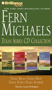 Cover of: Fern Michaels Texas Series CD Collection |
