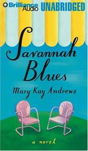Cover of: Savannah Blues | Mary Kay Andrews