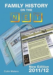 Cover of: Family History On The Net 201112