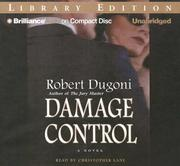 Cover of: Damage Control | Robert Dugoni