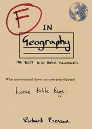 Cover of: F In Geography
