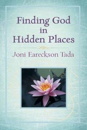 Cover of: Finding God In Hidden Places