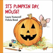 Cover of: Its Pumpkin Day Mouse