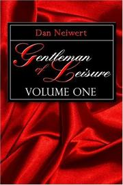 Cover of: Gentleman of Leisure | Dan Neiwert