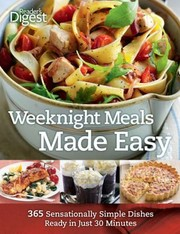 Cover of: Weeknight Meals Made Easy |