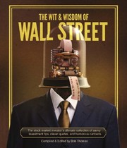Cover of: The Wit Wisdom Of Wall Street