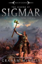 Cover of: The Legend Of Sigmar