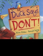 Cover of: Duck Says Dont
