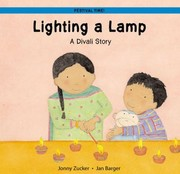 Cover of: Lighting A Lamp A Divali Story