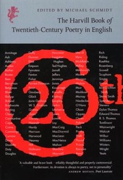 Cover of: The Harvill Book Of Twentiethcentury Poetry In English