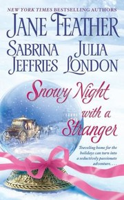 Cover of: Snowy Night With A Stranger