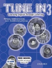 Cover of: Tune In 3 Learning English Through Listening