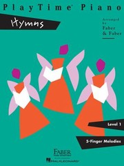 Cover of: PlayTime Piano Level 1 Hymns