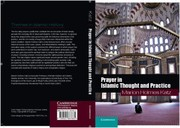Cover of: Prayer In Islamic Thought And Practice