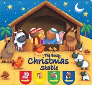 Cover of: The Busy Christmas Stable