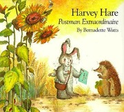 Cover of: Harvey Hare Postman Extraordinaire