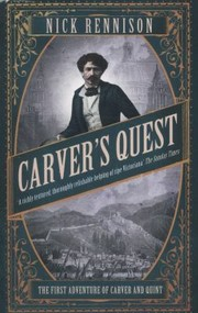 Cover of: Carvers Quest