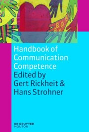 Cover of: Handbook Of Communication Competence