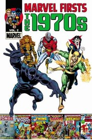 Cover of: Marvel Firsts