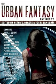 Cover of: The Urban Fantasy Anthology