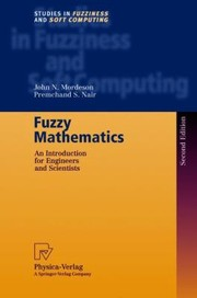 Cover of: Fuzzy Mathematics An Introduction For Engineers And Scientists