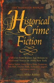 Cover of: The Mammoth Book Of Historical Crime Fiction