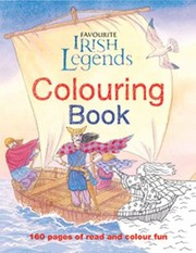 Cover of: Favourite Irish Legends Colouring Book