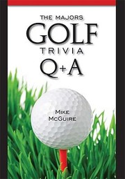 Cover of: The Majors Golf Trivia Q  A