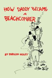 Cover of: How daddy became a beachcomber