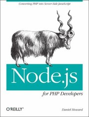 Cover of: Nodejs For Php Developers