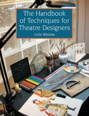 Cover of: The Handbook Of Techniques For Theatre Designers