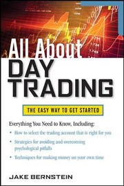 Cover of: All About Day Trading The Easy Way To Get Started