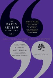 Cover of: The Paris Review Interviews