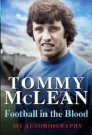 Cover of: Football In The Blood My Autobiography