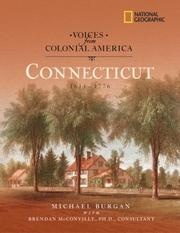 Cover of: Voices from Colonial America