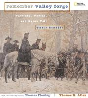 Cover of: Remember Valley Forge
