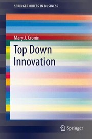 Cover of: Top Down Innovation