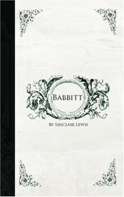 Cover of: Babbit