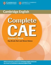 Cover of: Complete Cae