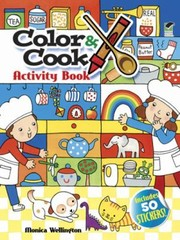 Cover of: Color Cook Activity Book With 50 Stickers