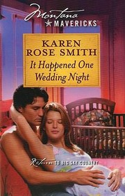 Cover of: It Happened One Wedding Night
