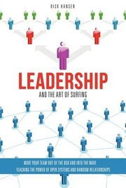 Cover of: Leadership and the Art of Surfing