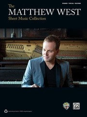 Cover of: The Matthew West Sheet Music Collection