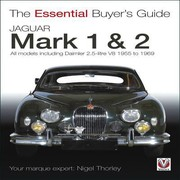 Cover of: Jaguar Mkii 1955 To 1969