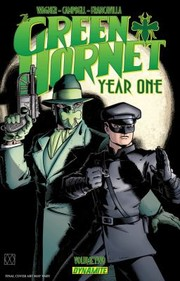 Cover of: The Green Hornet Year One