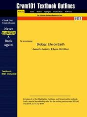 Cover of: Biology | Audesirk