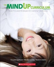 Cover of: The Mindup Curriculum Brainfocused Strategies For Learningand Living |