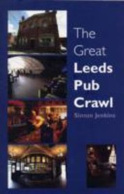 Cover of: The Great Leeds Pub Crawl