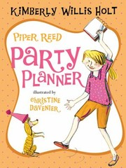 Cover of: Piper Reed Party Planner