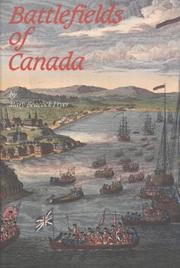 Cover of: Battlefields of Canada | Mary Beacock Fryer